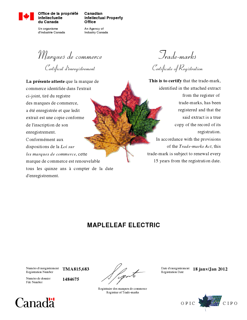 Home Page Knob And Tube Wiring Toronto Mapleleaf Electric Inc Is Privately Owned Operated From Our Present Location In Ontario